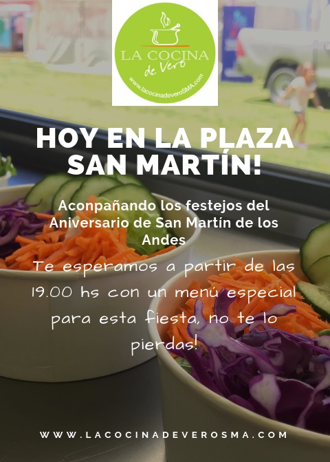 Aniversario de San Martín de los And