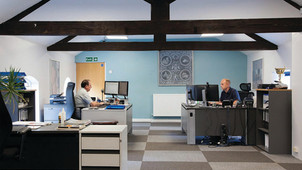 Strelley Hall office space