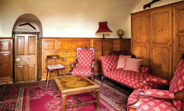 The Castle Room