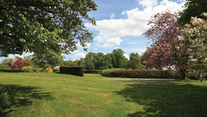 Grounds at Strelley Hall