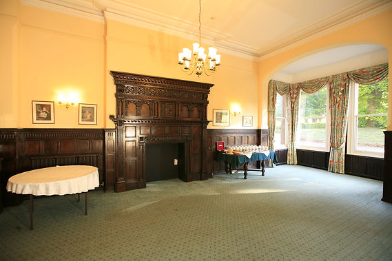 The Panelled Room