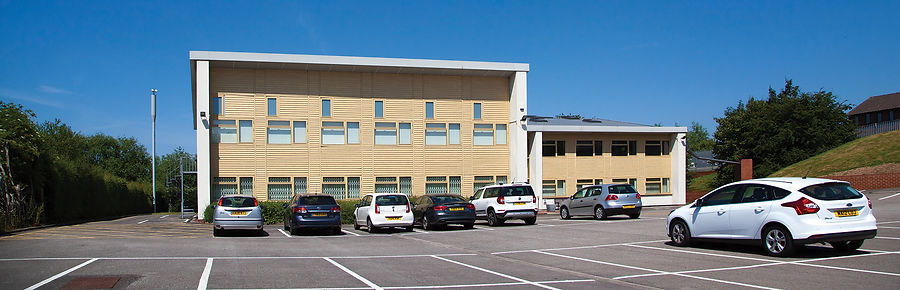 Dukeries Riverside building