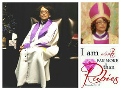 Apostle Dr Marthetta Gamble