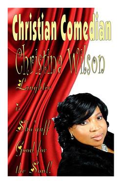 Christina Wilson Flyer