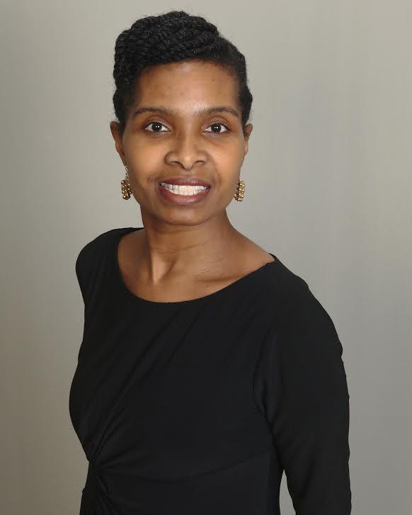Minister Valisha McFarlane