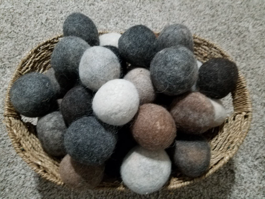 Alpaca Dryer Ball Set of 3
