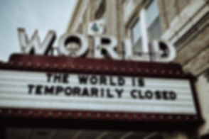 World is closed.jfif