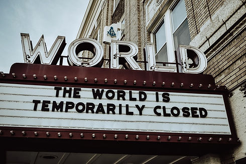 World is closed.jfif