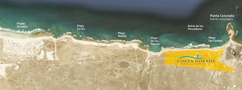 Playa La isla y Playa Bonita