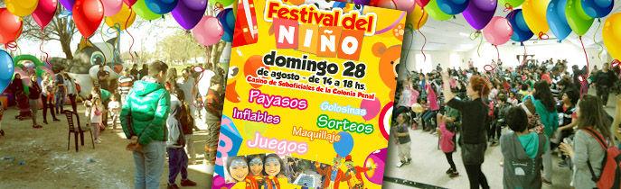 Festival del niño en Costa Dorada