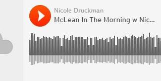 McLean in the Morning w/ Nicole Druckman