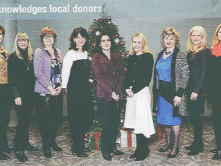 YWCA acknowledges local donors
