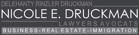 Nicole Druckman Moncton Lawyer | Immigration Law |  Real Estate Law | Business Law