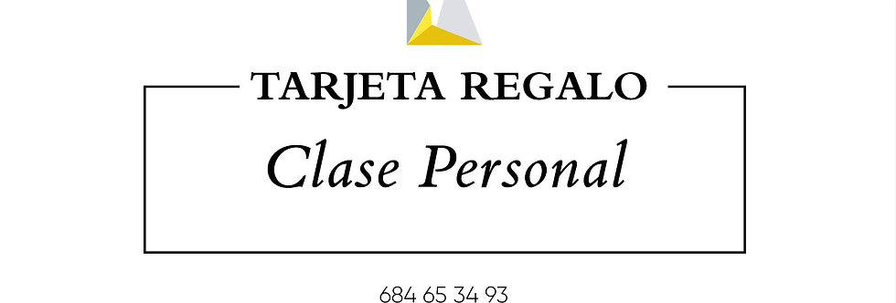 Clases Personales