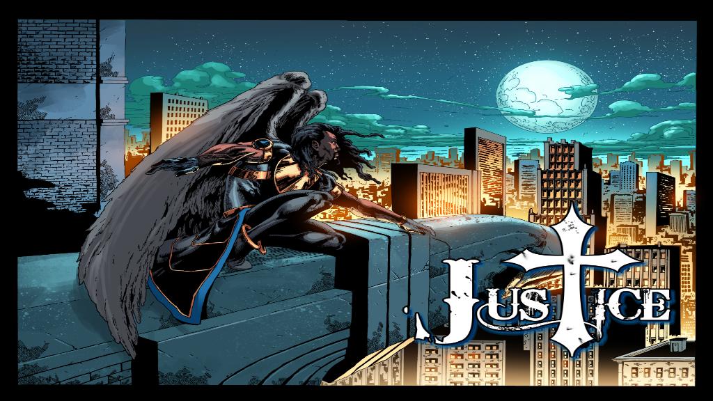 Justice- Las Sombras