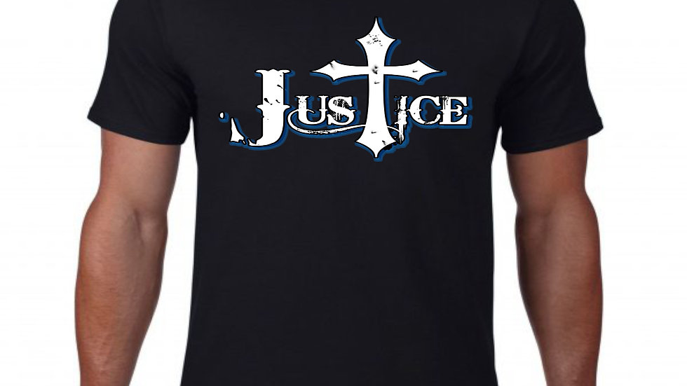 Justice Logo T-shirt