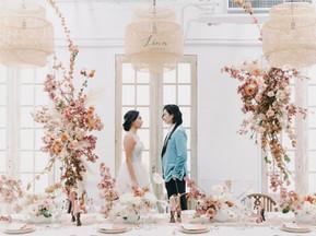 Asia Masterclass 2019|女攝影師 LINN  |美式婚紗婚禮 Fine Art-Wedding | 2019亞洲大師班