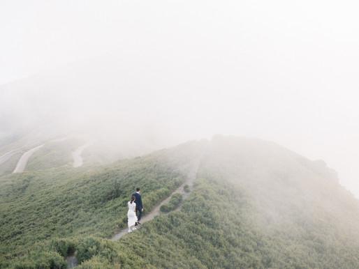 婚紗推薦文分享|命定的偽紐西蘭婚紗|合歡山拍婚紗|LINN Photography 美式婚紗婚禮攝影