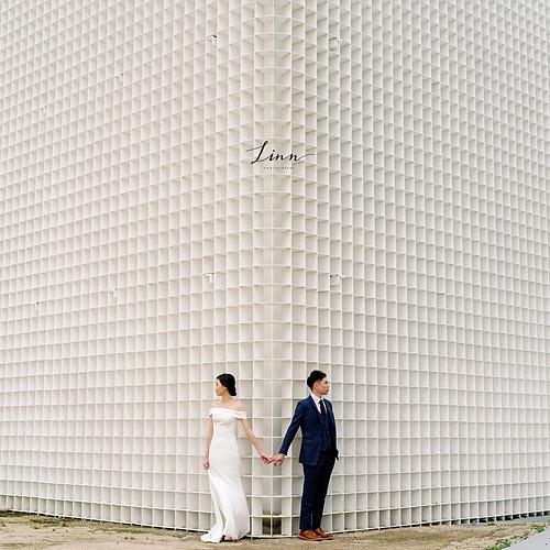 中央公園  顏氏牧場 自然清新婚紗