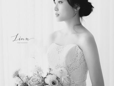 自助婚紗推薦分享|拍一組簡單又優雅的婚紗吧~LINN 美式婚紗婚禮攝影