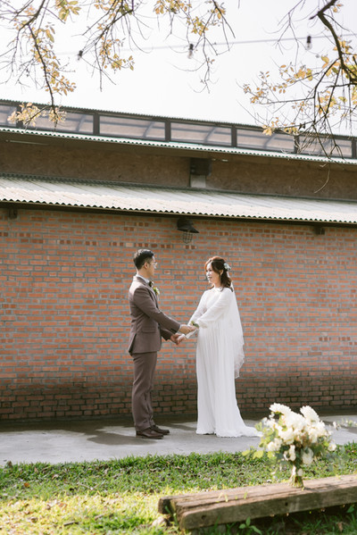 顏氏牧場 戶外證婚 婚攝