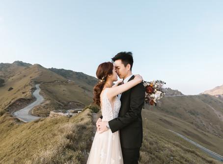 自助婚紗推薦分享|來自海拔3,417公尺合歡山上的推薦 | LINN 美式婚紗| 台中拍婚紗|女攝影師