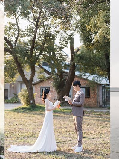 婚紗推薦文分享|我夢想中,會喜歡的樣子。LINN美式婚紗婚禮攝影
