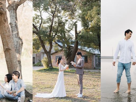 婚紗推薦文分享 我夢想中,會喜歡的樣子。LINN美式婚紗婚禮攝影