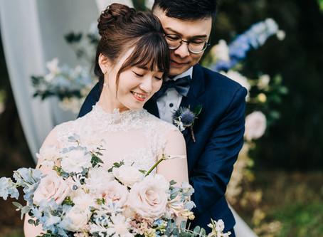 拍婚紗捧花分享| 適合拍攝美式婚紗及美式婚禮的新娘捧花