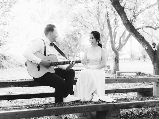 婚紗推薦文分享|拍下我們最自然美好的樣子----LINN Photography 美式婚紗婚禮攝影