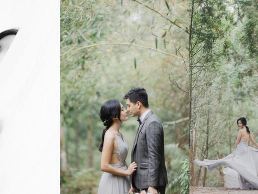 婚紗推薦文分享|LINN美式婚紗 捕捉最自然、最美的模樣