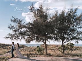WeddingDay 專欄推薦 | LINN 美式婚紗 | 2020年「新銳攝影師」紅到嚇嚇叫!拍婚紗照口袋名單,跟口罩一樣難搶,搶到就心安~