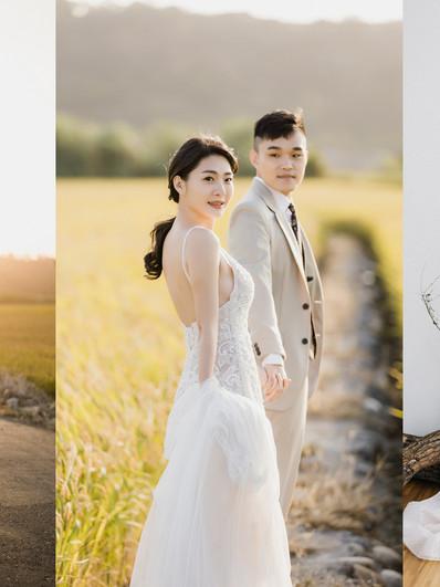 婚紗推薦文分享|自然清新,美式雋永-LINN Photography