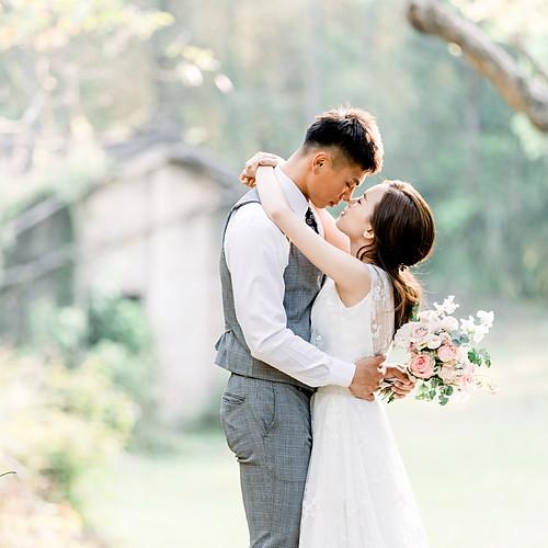 逆光婚紗 美式婚紗攝影