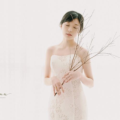 彰濱海灘 目沐 美式婚紗攝影
