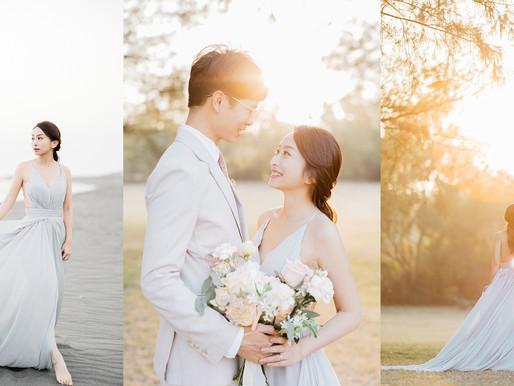 婚紗推薦文分享 光與美的完美詮釋-LINN美式婚紗