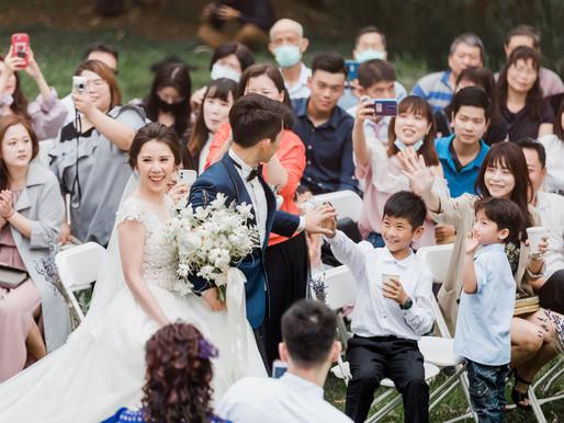 戶外證婚推薦文分享|顏氏牧場|美式婚禮,最精湛攝影團隊「 LINN Photography 美式婚紗」