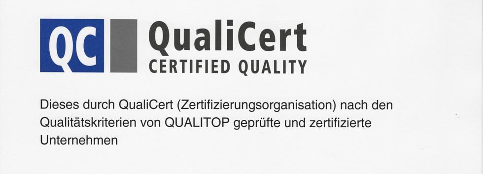 Qualitop, wir haben Qualität !