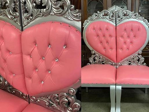$100 Throne of the week- Valentine's