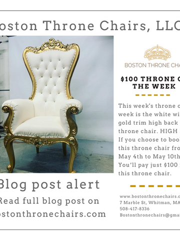 $100 Throne of the week high leg