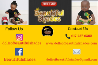 Win it Wednesday- Dolls of Beautiful Shades