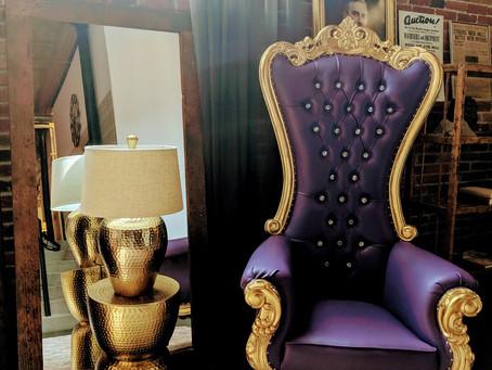 $100 Throne of the week- Jan 13-Jan 19
