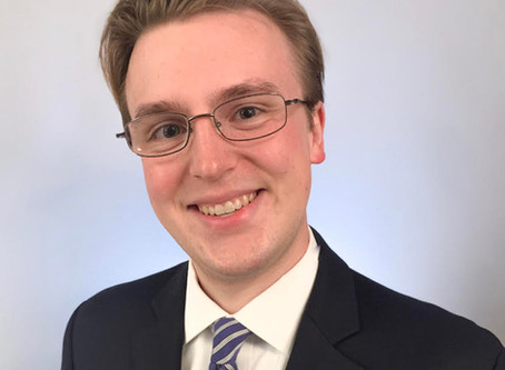 BK Welcomes Law Clerk Riley Kane to the Team!