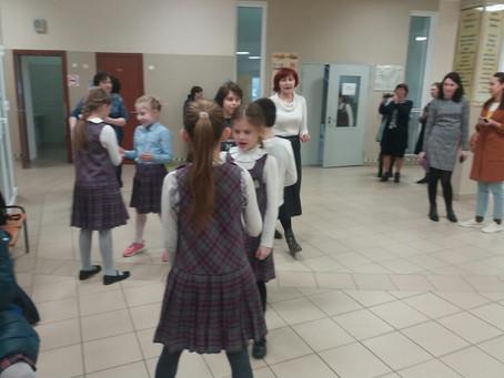 В Калининграде продолжаются курсы по кинопедагогике!