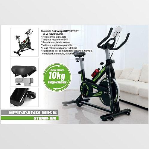 Copia de Bicicleta Spinning COVERTEC® Storm.10K