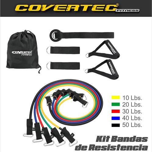 Kit Bandas de Resistencia COVERTEC®