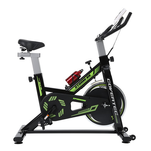 Bicicleta Spinning COVERTEC® Storm.6K