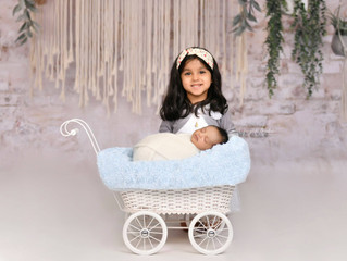 Newborn Photographer in Dubai