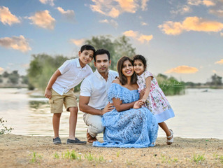 Family & Newborn Photographer in Dubai