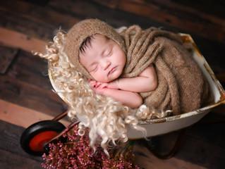 Newborn Photo shoot Lighting